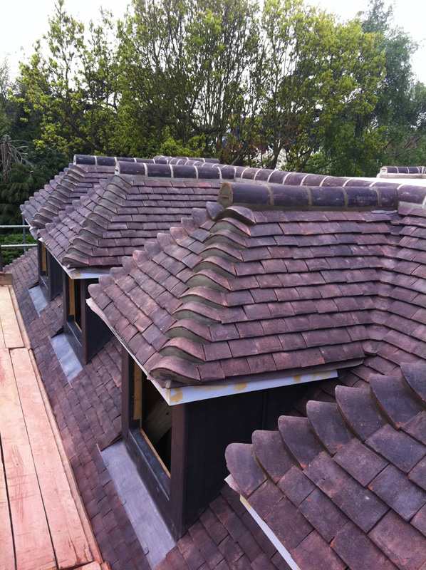 Clay Tile Roof Chislehurst Hacked By Mister Spy