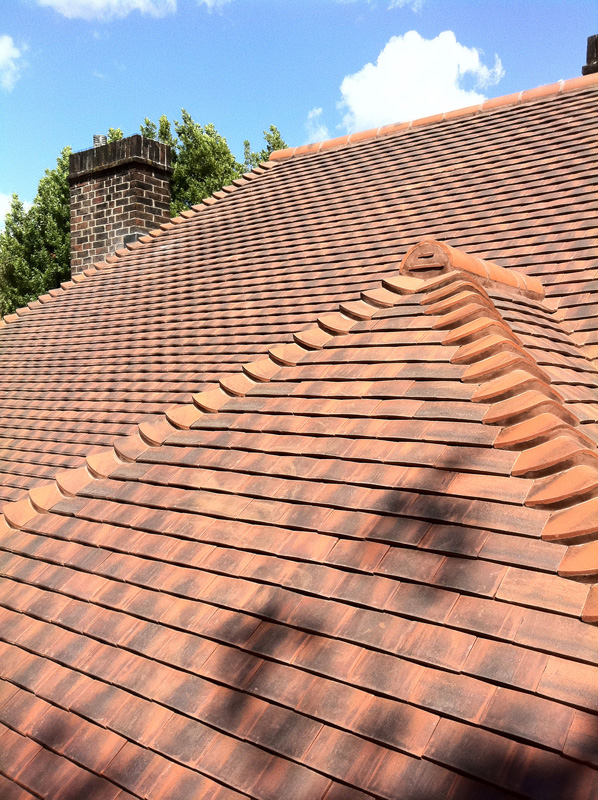 Clay Tile Roof Chislehurst Pc Roofing