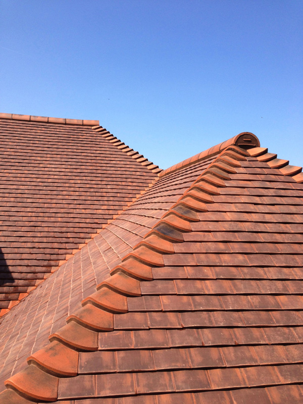 Clay Tile Roof Sidcup Pc Roofing