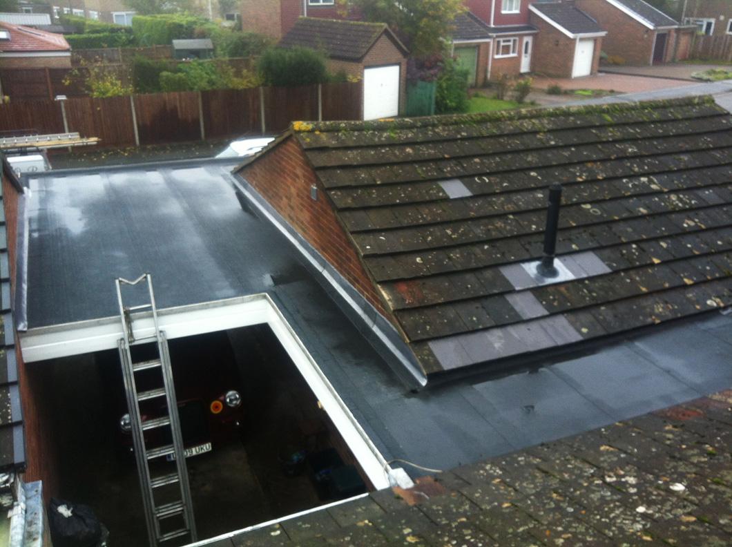 Flat Roof Farnborough Orpington Pc Roofing
