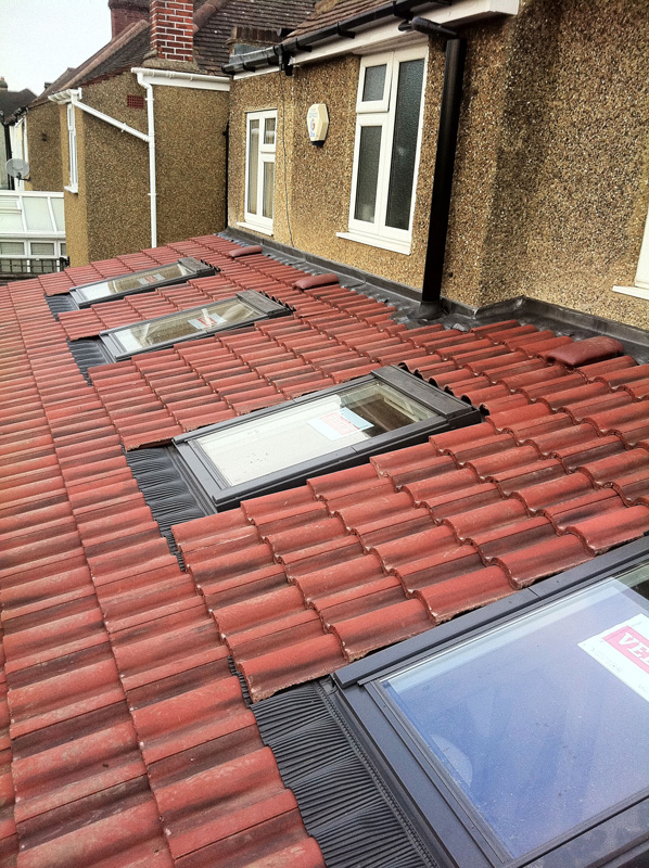 Interlocking Roof Swanley Pc Roofing